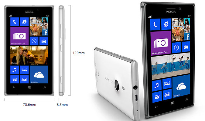 Nokia Lumia 925 Preview