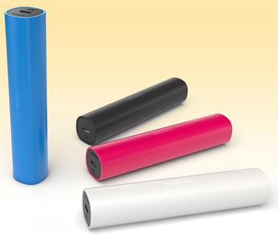 Top portable battery chargers under Rs. 1500 - Nokia DC-16