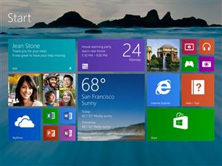 Windows 8.1 Preview - Background