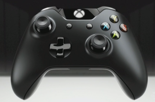 Xbox One Reveal - Controller