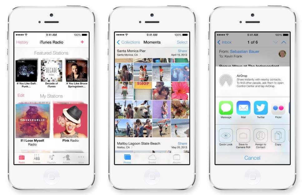 Apple WWDC 2013 Keynote Roundup - iOS 7