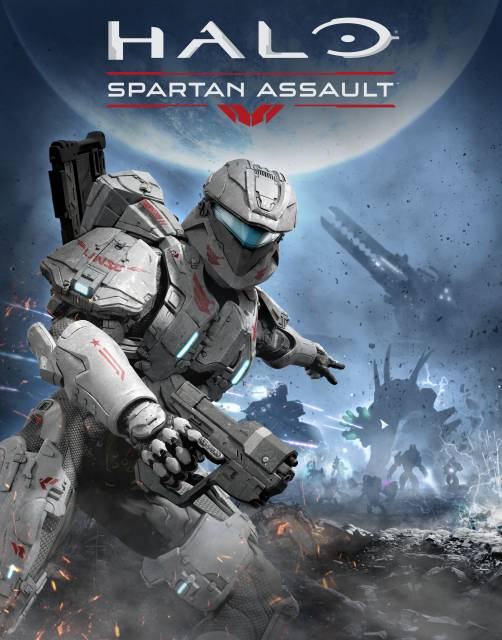Halo Spartan Assault Announced