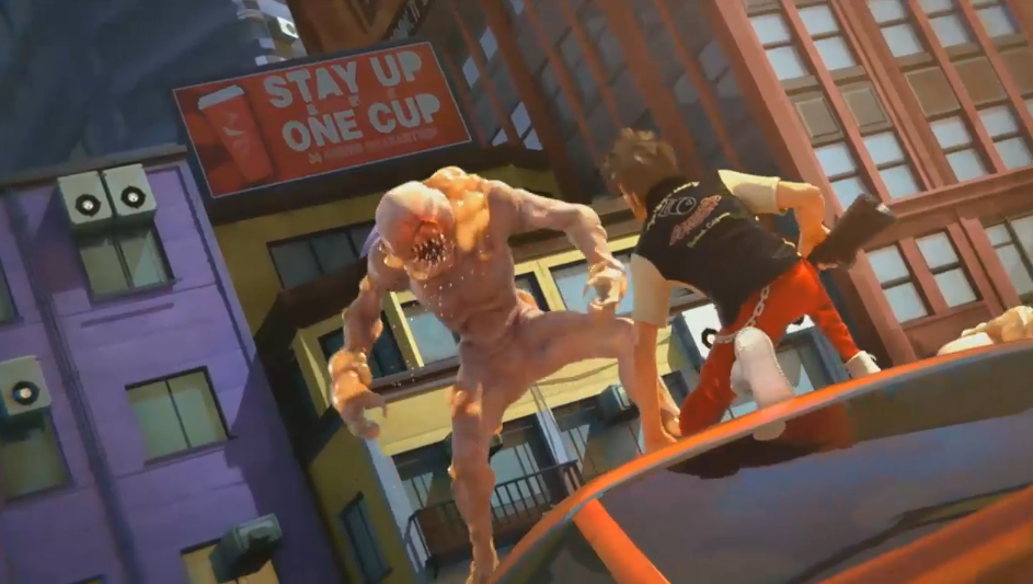 Microsoft E3 2013 Press Conference Recap - Sunset Overdrive