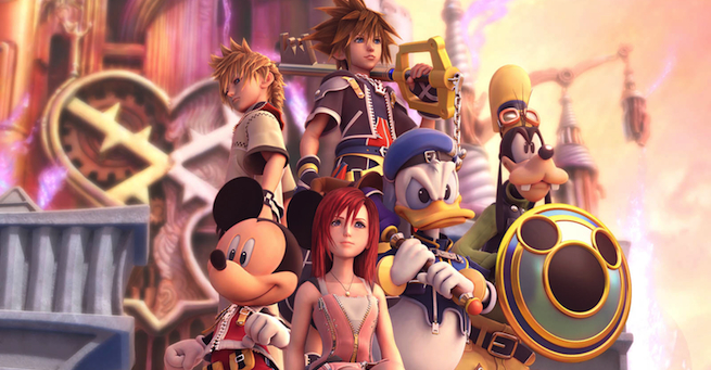 Sony E3 2013 Briefing Roundup - Kingdom Hearts III