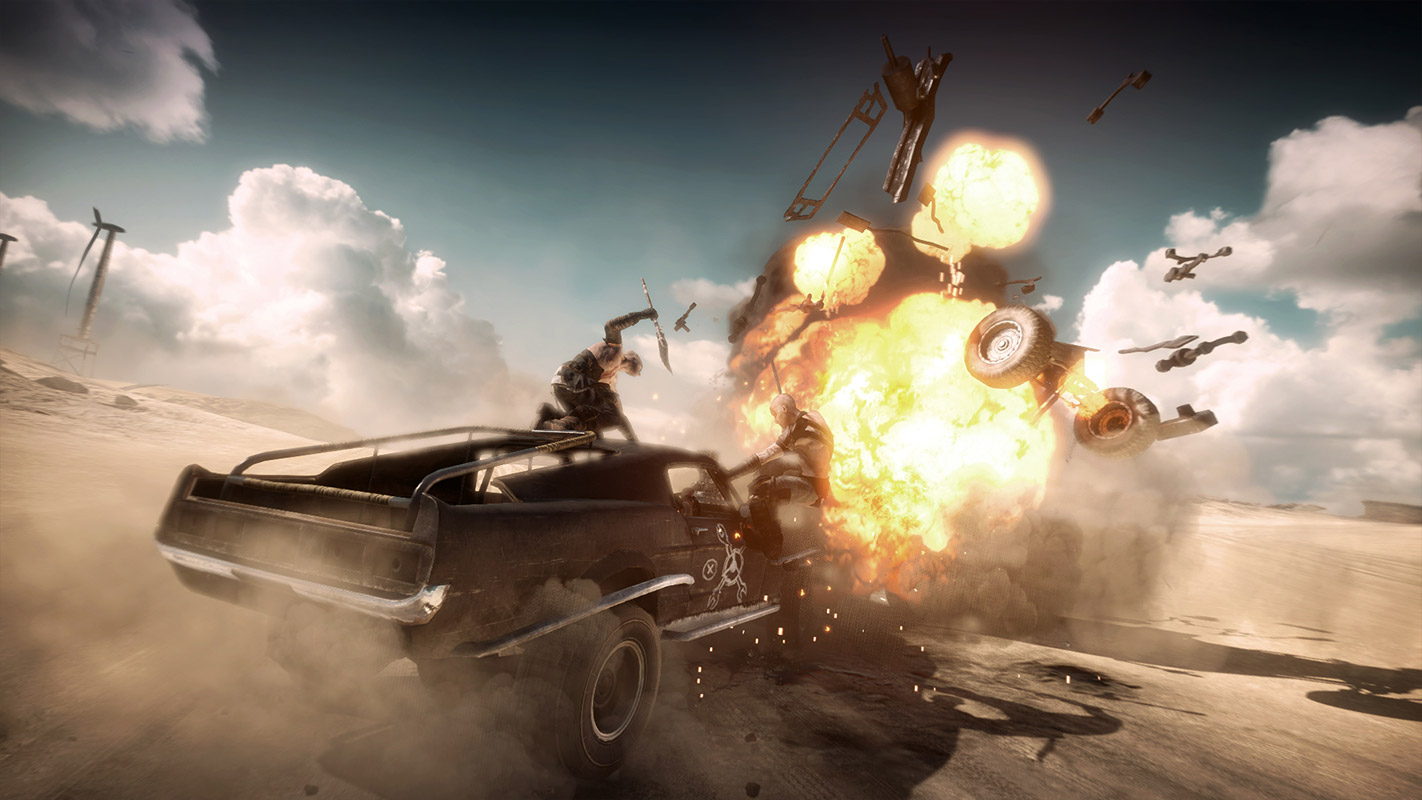 Sony E3 2013 Briefing Roundup - Mad Max