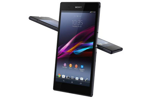Sony Xperia Z Ultra Launched