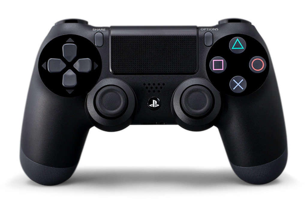 Xbox One vs. PlayStation 4 - DualShock 4