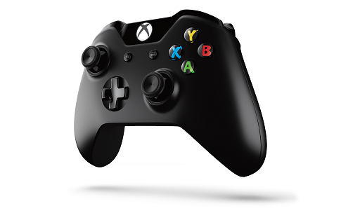 Xbox One vs. PlayStation 4 - Xbox One Controller