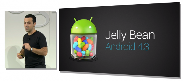 Android 4.3 Launched