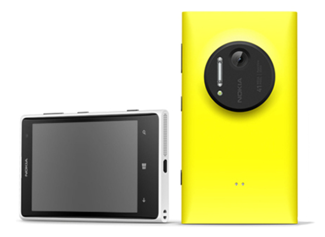 Nokia Lumia 1020 Launched 2