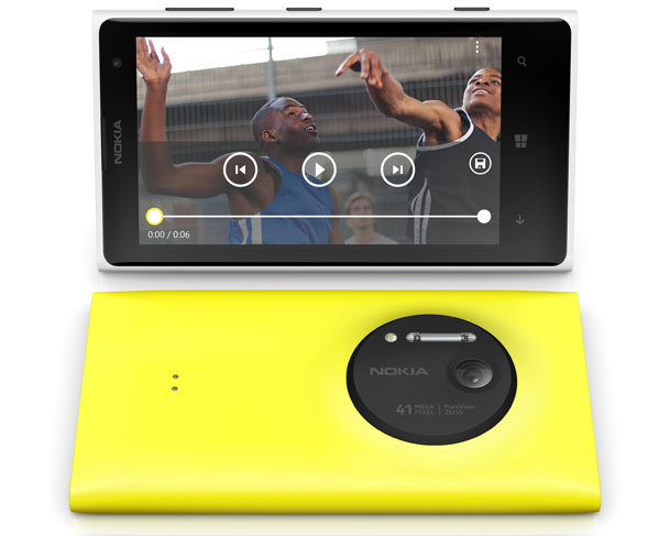 Nokia Lumia 1020 Launched