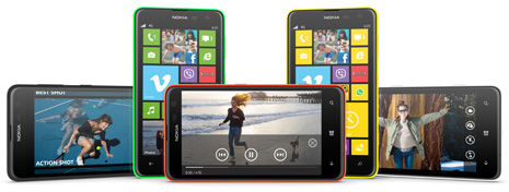 Nokia Lumia 625 Launched 2