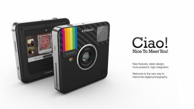 Socialmatic Camera Announced 2
