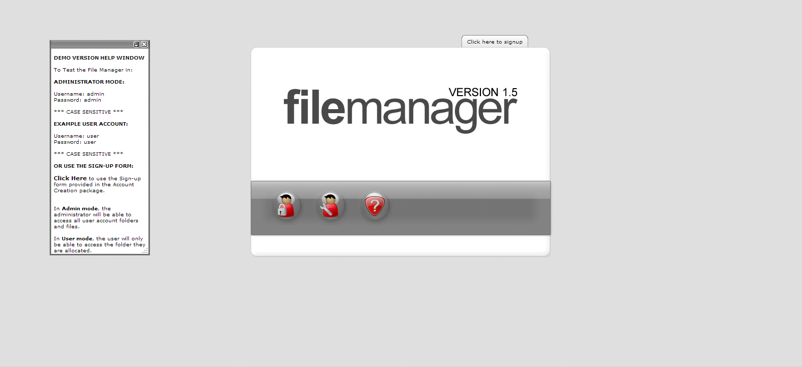 5 Best Web Based File Managers That Help Manage and Share Your Files - IDC File Manager