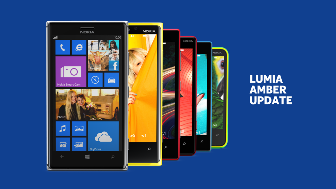 Nokia Lumia Amber and Windows Phone 8 GDR2 Update Changelog