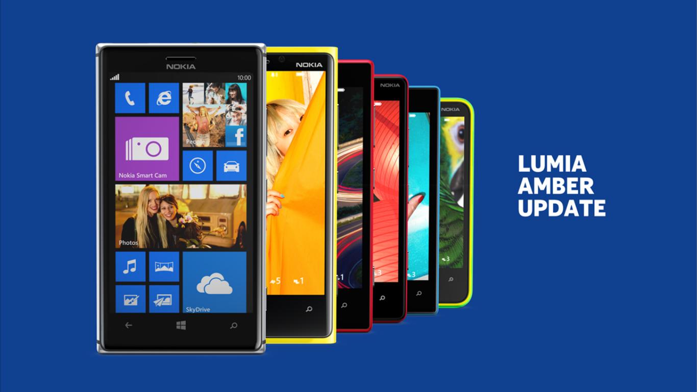 Nokia Lumia Amber and Windows Phone 8 GDR2 Update Changelog