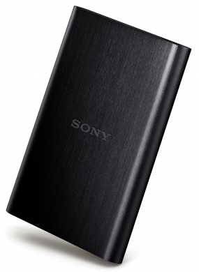 5 Best 1TB External Hard Disks - Sony HD-E1