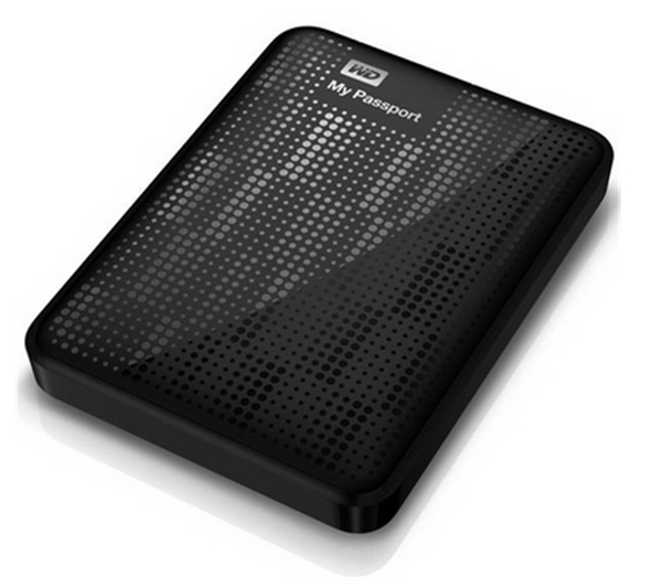 5 Best 1TB External Hard Disks - Western Digital MyPassport 1TB