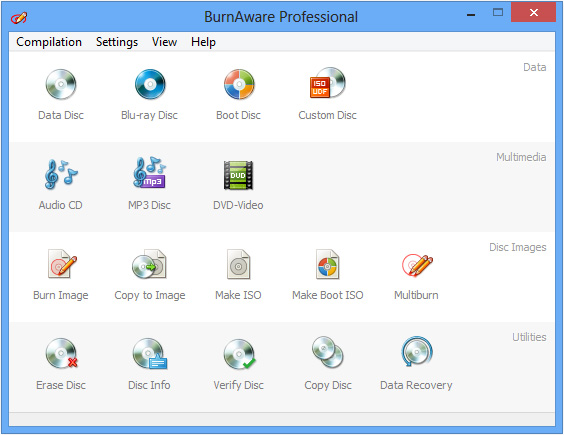 5 Must Have Lightweight Alternatives to Commonly Used Software - Burnaware