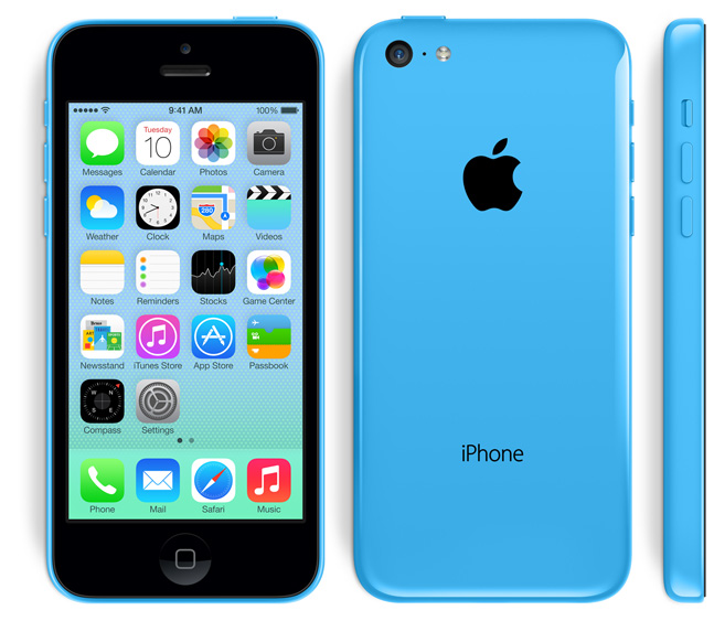 Apple Launches iPhone 5S and iPhone 5C - iPhone 5C 2
