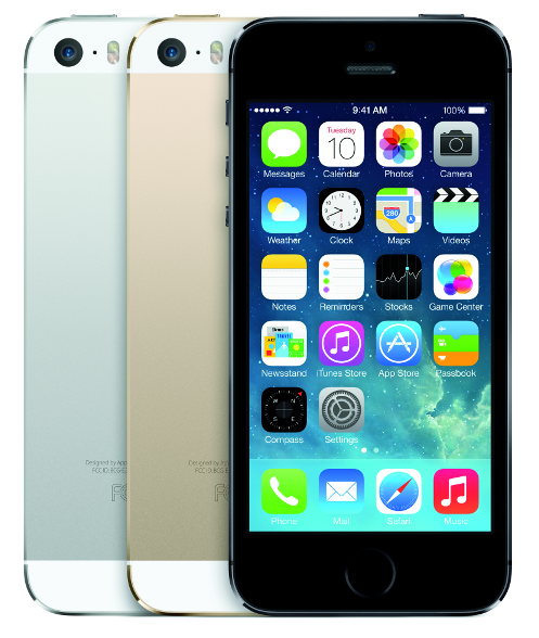 Apple Launches iPhone 5S and iPhone 5C - iPhone 5S 2