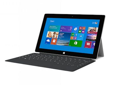Microsoft Announces Surface 2 and Surface Pro 2 Tablets - Surface 2