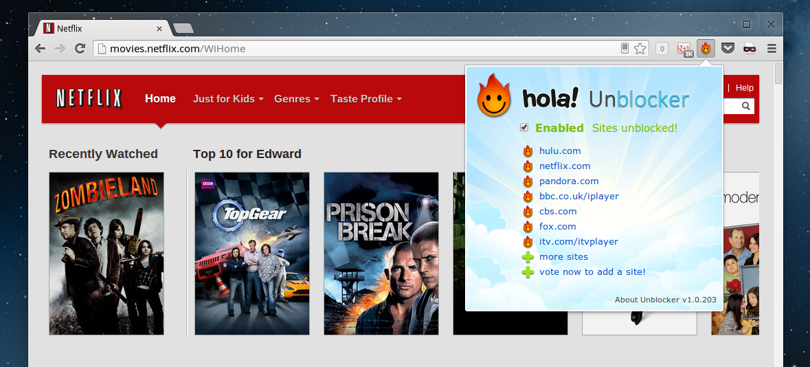 The 12 Best Chrome Extensions - Hola Unblocker
