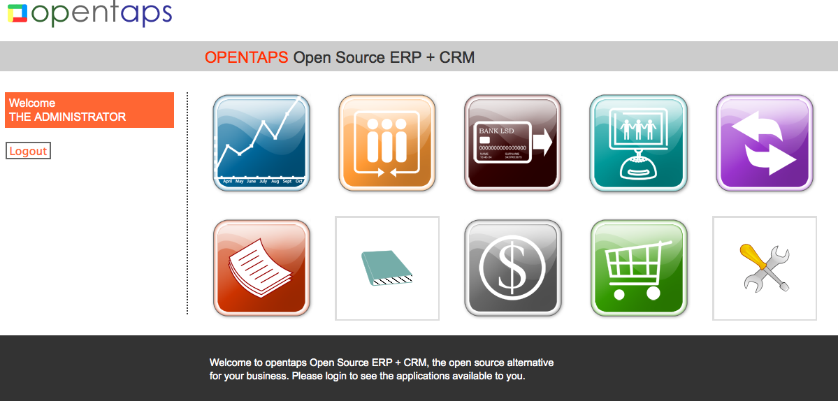 The 4 Best Open Source ERP and CRM Software Available Online - Opentaps