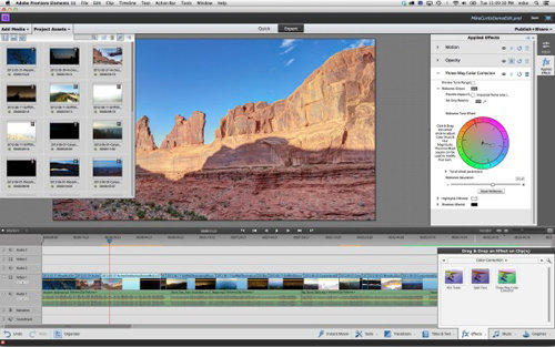 Top 5 Video Editing Software - Adobe Premiere Elements