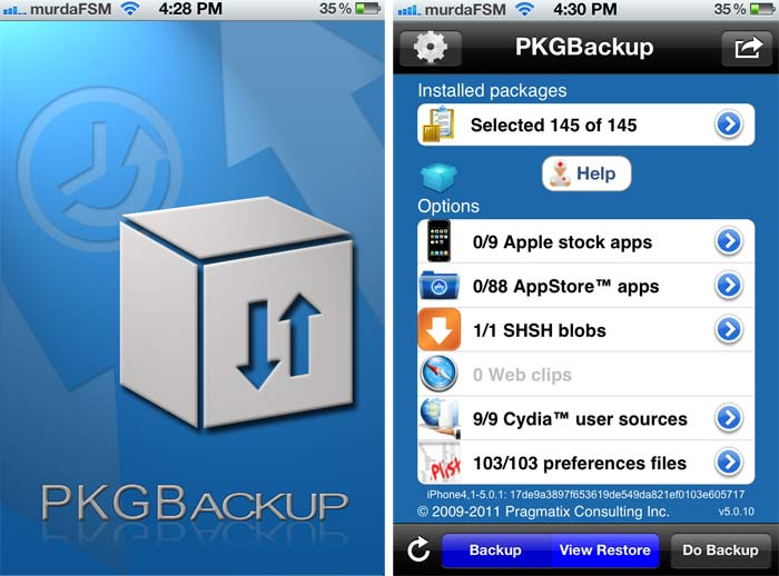 4 Best Online Backup Apps for Your iPhone, iPad and iPod - PKGBackup
