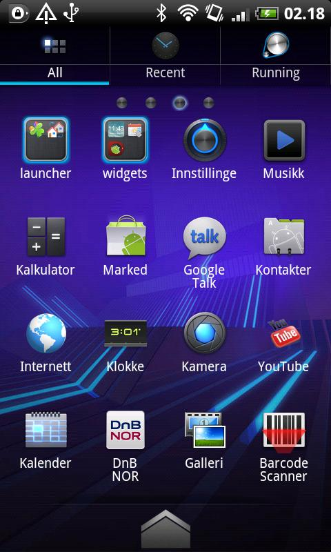 5 Best Android Launchers for Android 4.0 and Above - GO Launcher EX