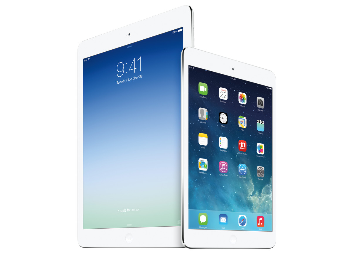 Apple iPad Air and New iPad Mini Preview - iPad Air