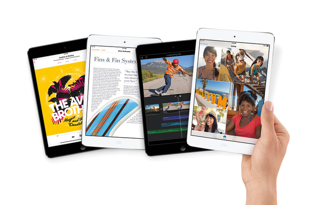 Apple iPad Air and New iPad Mini Preview - iPad Mini
