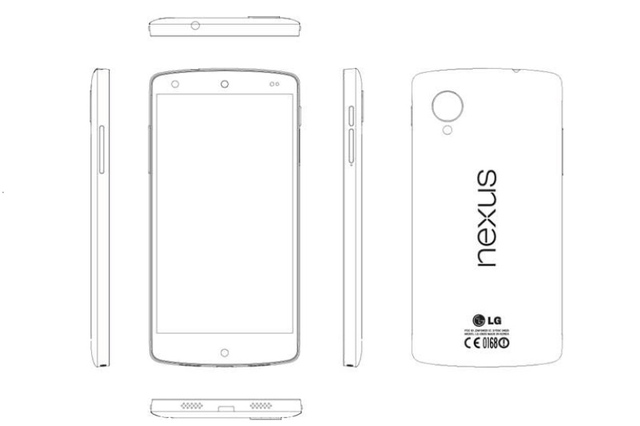 Google Nexus 5 Service Manual Leaked - Technical Specs Confirmed
