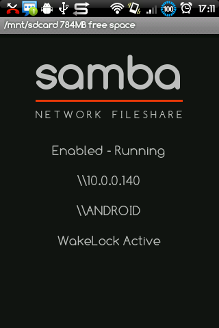 How To Transfer Files Between Your PC and Android Device Without A Router - Samba Filesharing