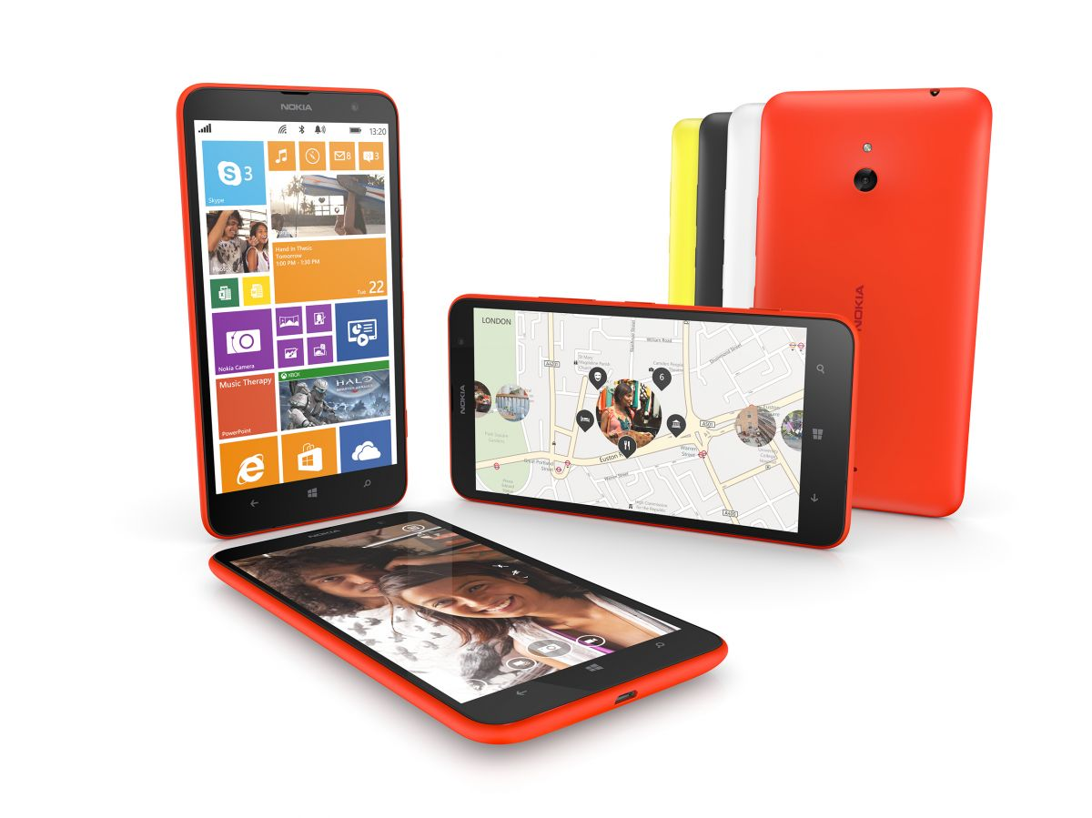 Nokia World 2013 Round Up - Lumia 1320