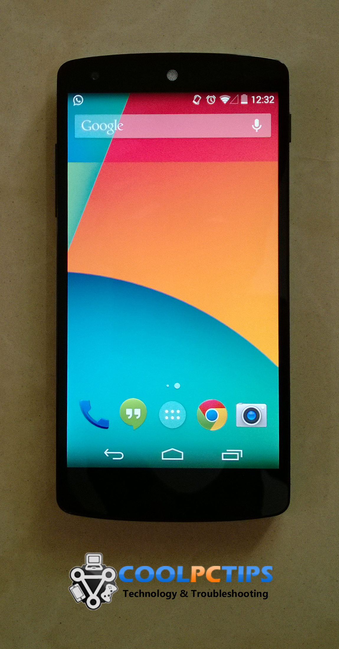 Google Nexus 5 Review - Pic 1