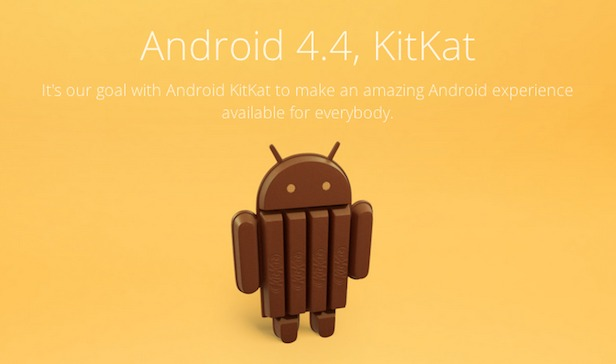 Google Nexus 5 and Android 4.4 KitKat Preview - Android 4.4