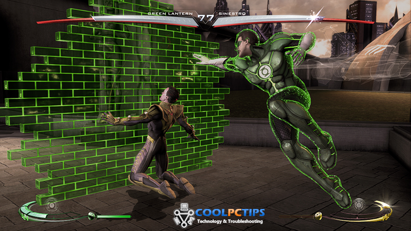 Injustice - Gods Among Us PC Review 2