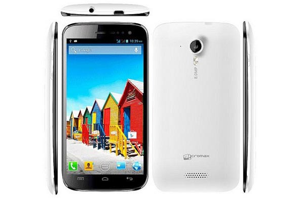Micromax Canvas HD A116i Launched 2