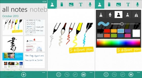 Must Have Windows Phone 8 Apps - InNote