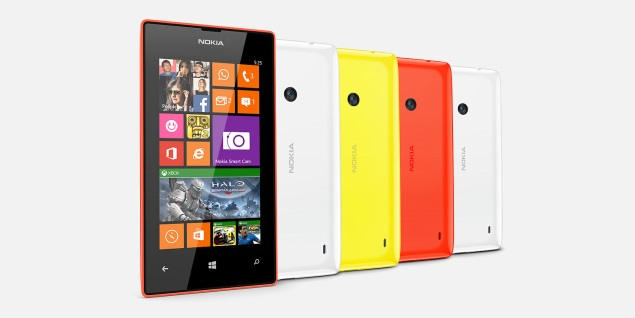 Nokia Lumia 525 revealed