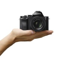 Sony CyberShot RX10, Alpha 7 and Alpha 7R Launched - Alpha 7R