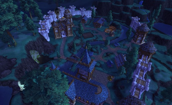 World of Warcraft Warlords of Draenor Preview - Garrison