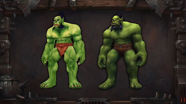 World of Warcraft Warlords of Draenor Preview - New Models