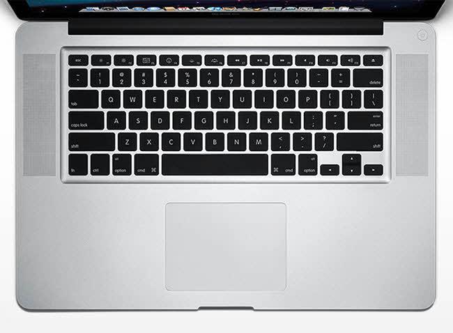 apple macbook pro 15-inch keyboard