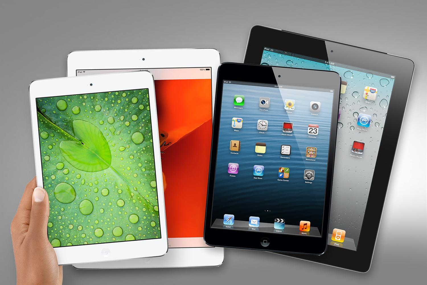 Apple to Launch iPad Air and iPad Mini With Retina Display in India on December 7