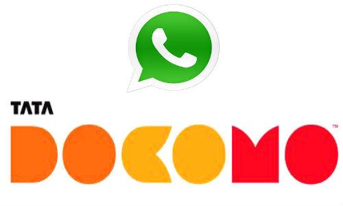 new whatsapp docomo