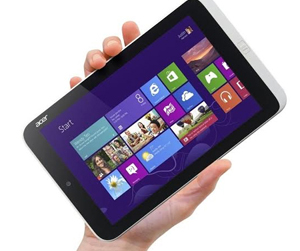 Acer Iconia w4 Launched