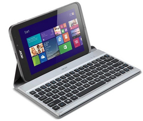 Acer Iconia w4 with Keyboard